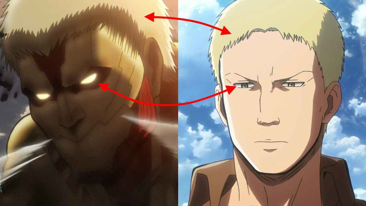 Goongala S Grumbles Attack On Titan Ep 17 18 Speculation Who S Blondie