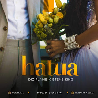 Audio : Diz Flame X Steve King - Hatua | Download