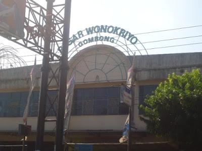 Foto Pasar Gombong