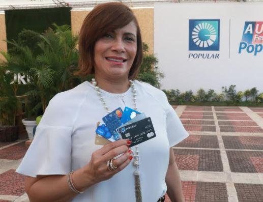 Banco Popular lanza las tarjetas de pago sin contacto