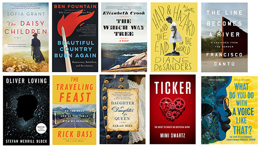 Texas Book Lover Top 20 Texas Books Of 2018
