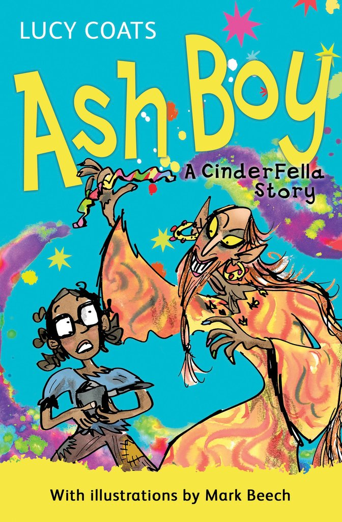 Ash Boy by Lucy Coats