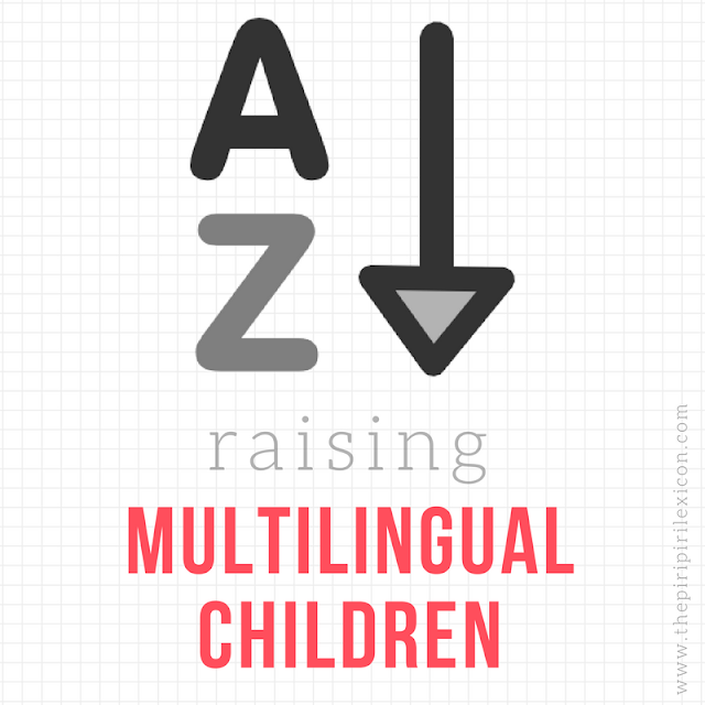 A to Z of raising multilingual children