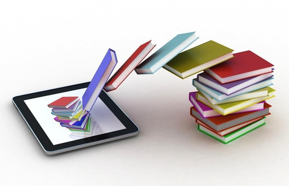 شرح تنزيل عدد كبير جدا  من الكتب الالكترونية و ترتيبها بشكل مميز