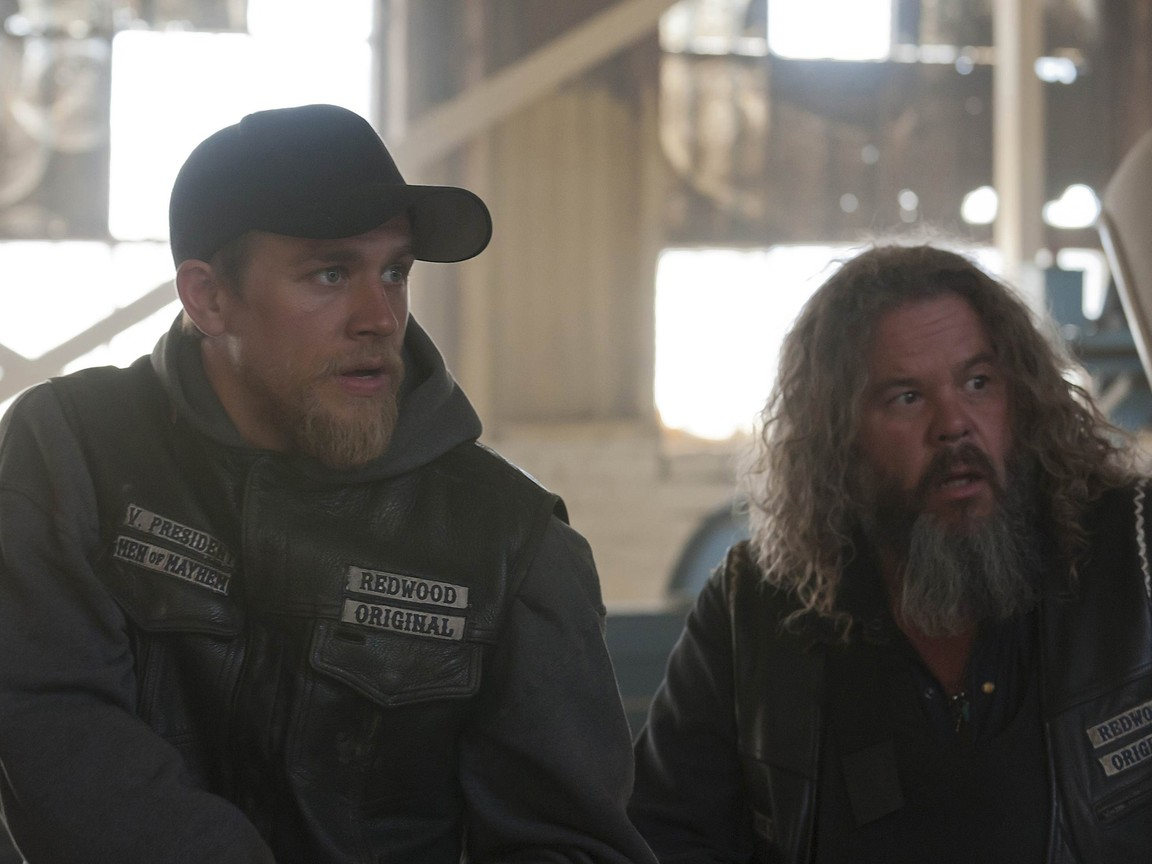 Sons Of Anarchy - Season 4 Episode 9: Kiss