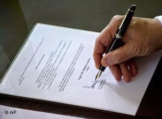 Perjanjian Internasional