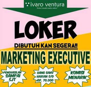 Lowongan Kerja di Ivaro Gowa Makassar