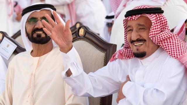 Raja Arab Saudi Salman