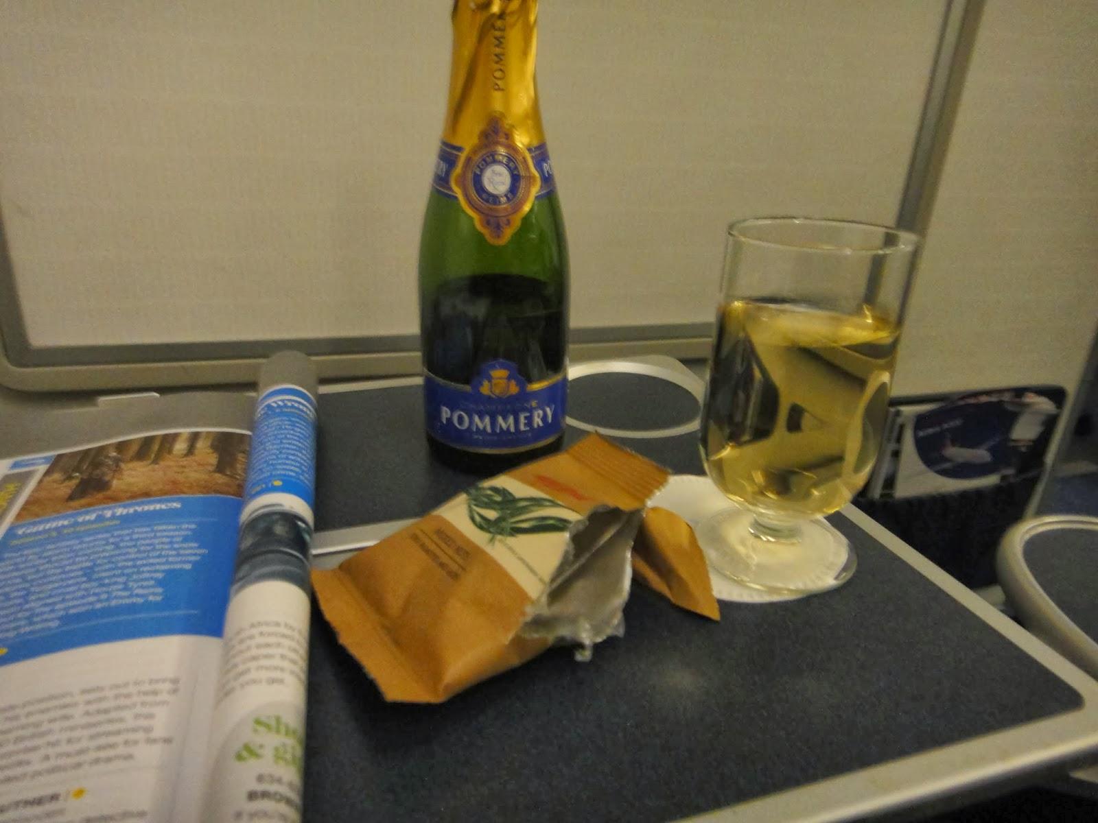 Aussie Flyer: British Airways Club Europe - Heathrow to