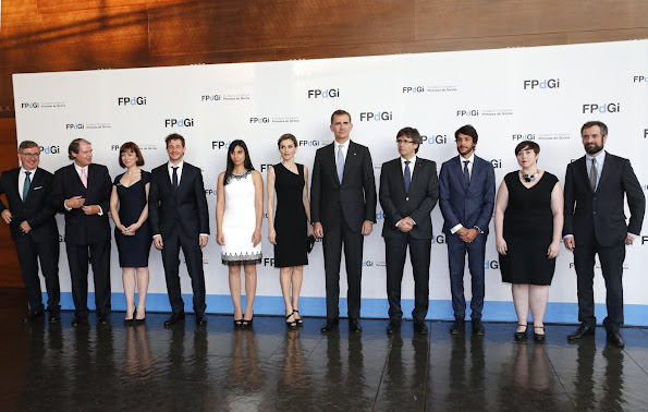 Princess of Girona Foundation awards ceremony 2016 (FPdGi)