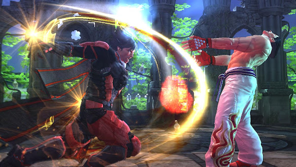 Tekken Revolution PSN (EUR) PS3 ISO Screenshots #1