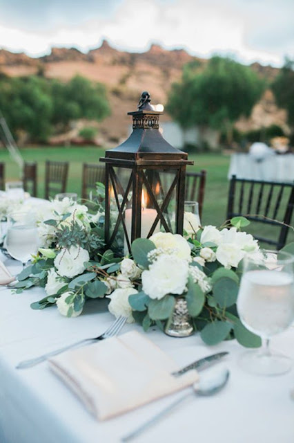 Gorgeous Moroccan style table decor