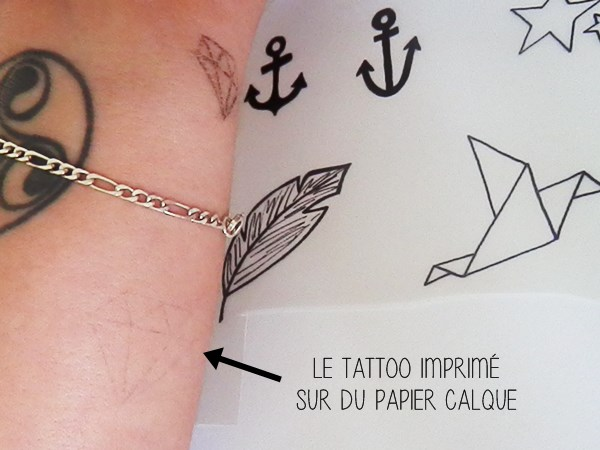 diy tatouages ph m res caro dels blog diy et loisirs cr atifs. Black Bedroom Furniture Sets. Home Design Ideas