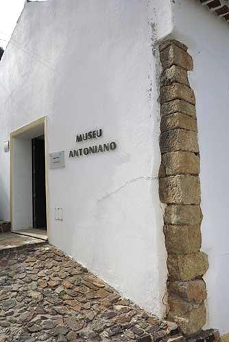 Museu Antoniano Aljezur, Algarve, Portugal