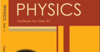 12th Cbse Physics Book