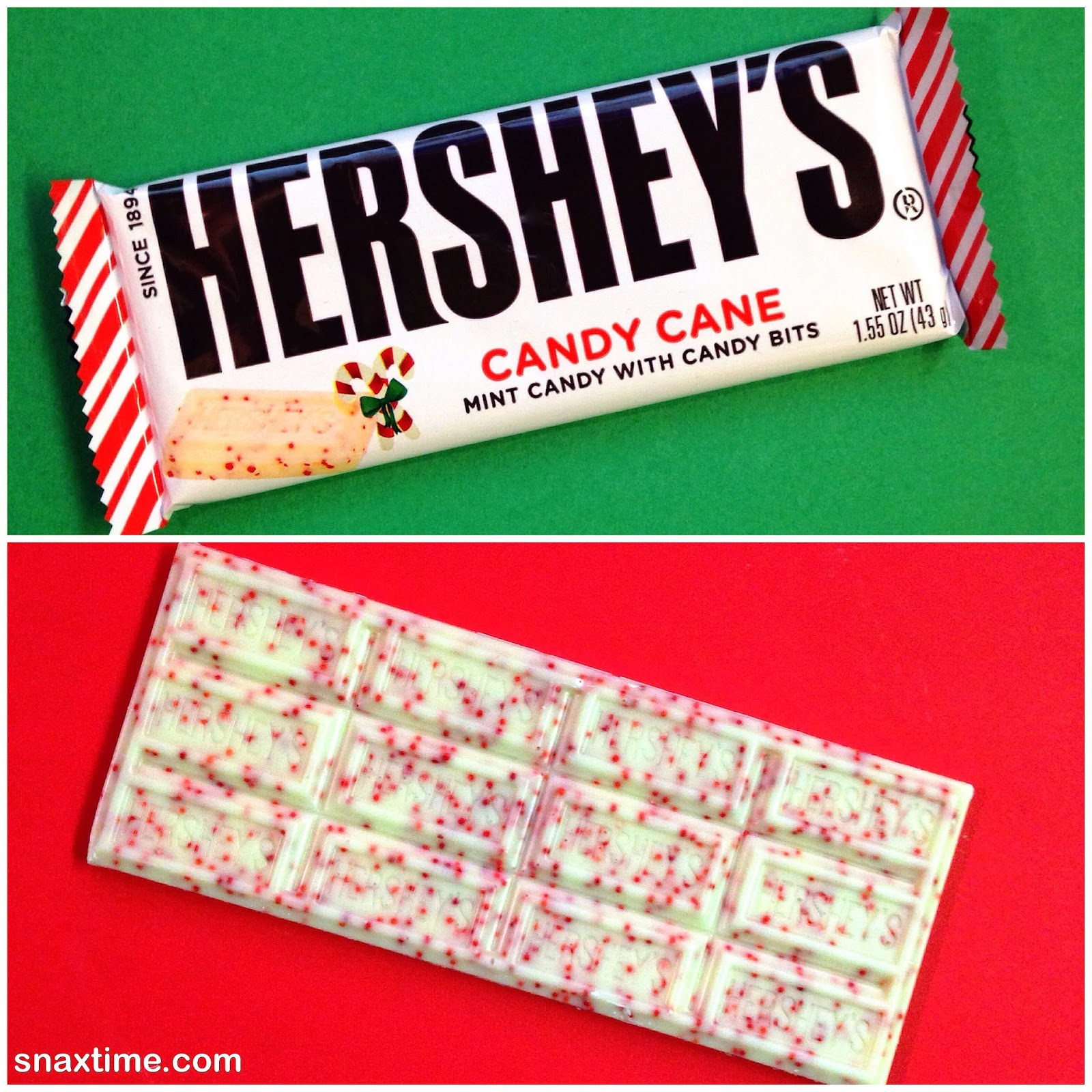 Hershey S Candy Cane Christmas Candy Blast