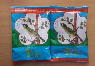 Pakan Burung Golden Cup Pleci 120 gram