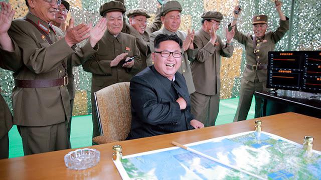 """Pionyang: """"Cuando Corea del Norte abra fuego, EE.UU. quedará reducido a cenizas"""""""