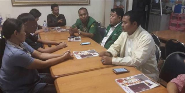 FPI Berniat Laporkan Penghina Habib Rizieq, GP Ansor Pasang Badan
