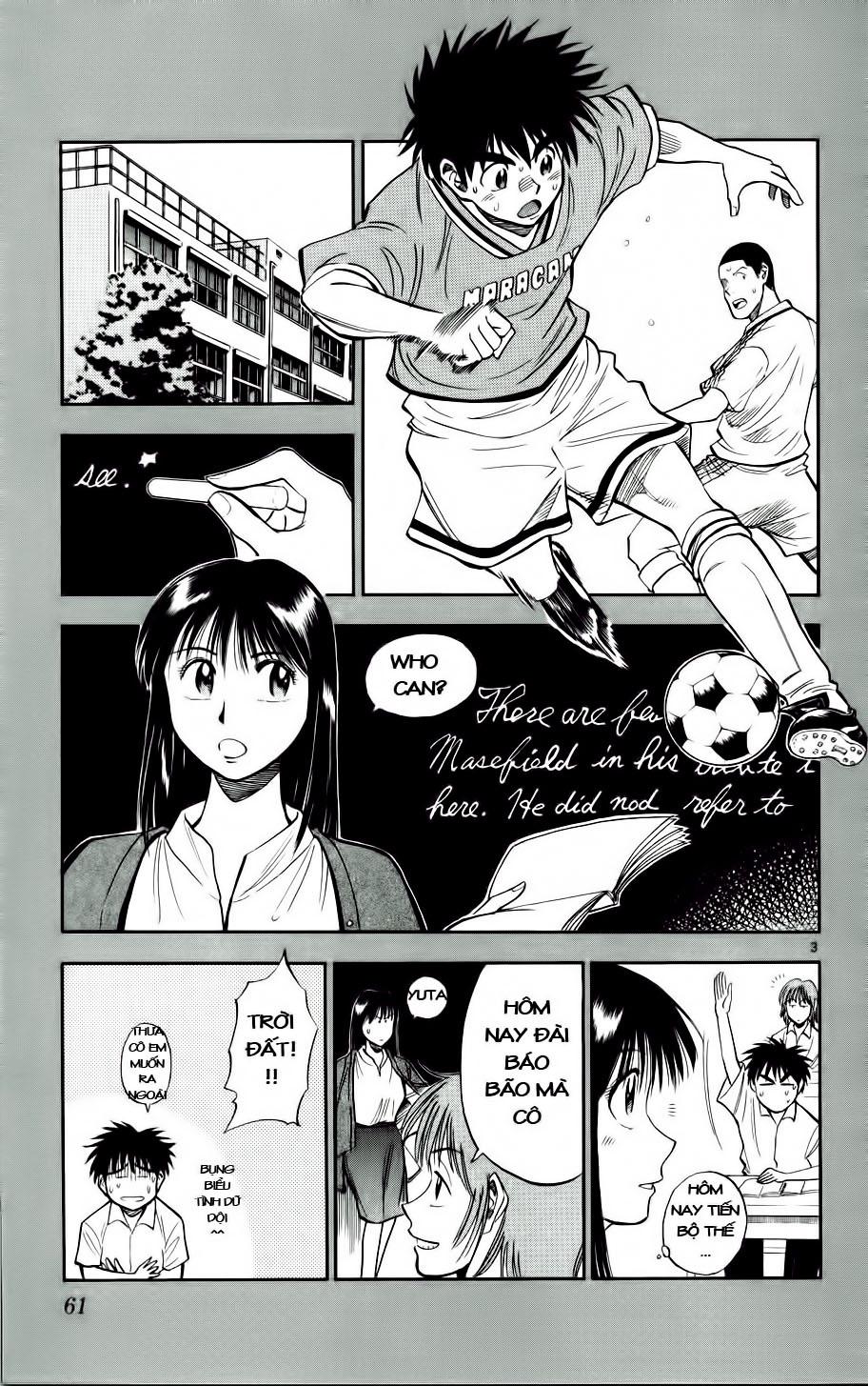 Fantasista chap 11 trang 21