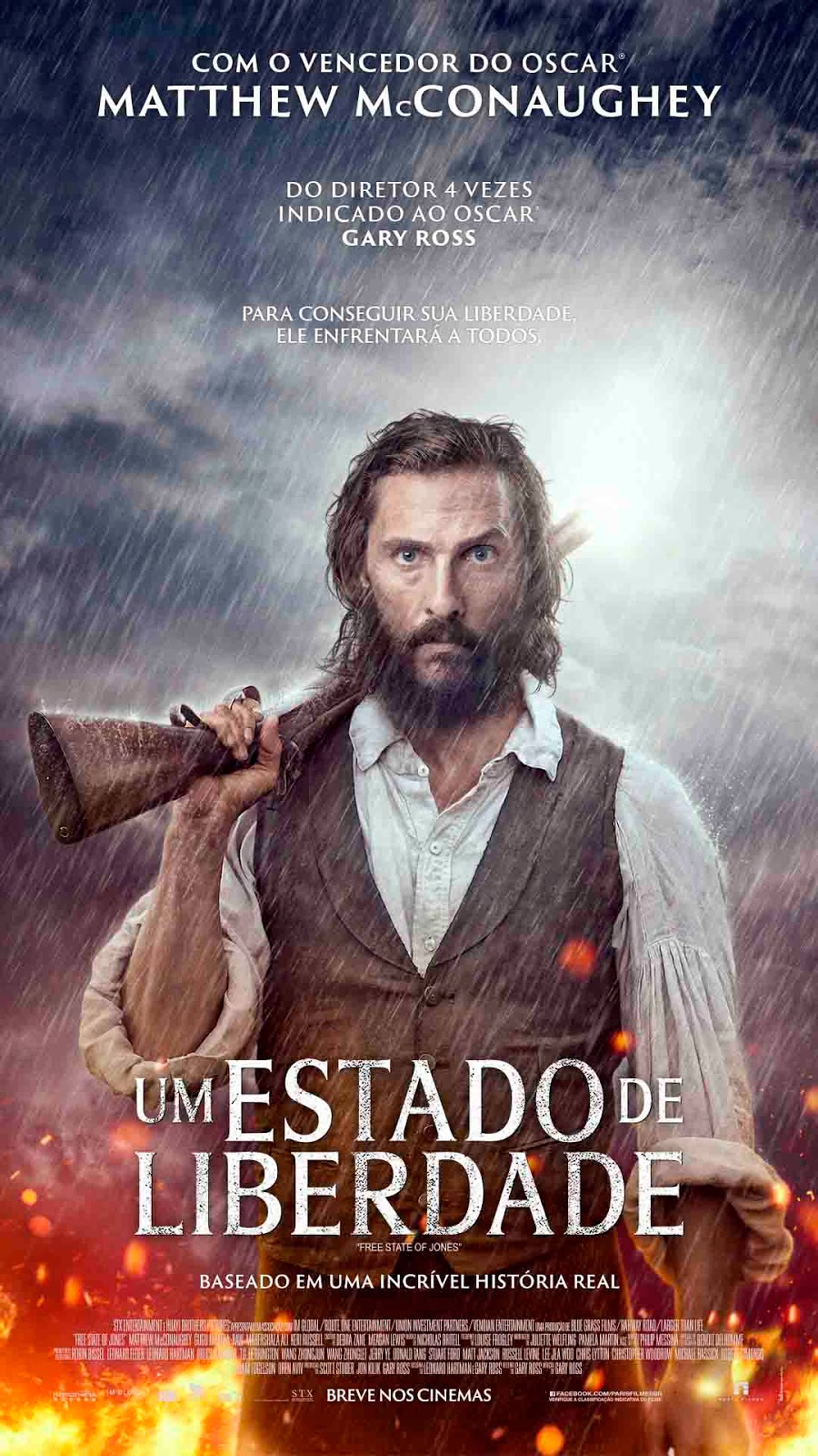 Um Estado de Liberdade Torrent – BluRay 720p e 1080p Dual Áudio Download