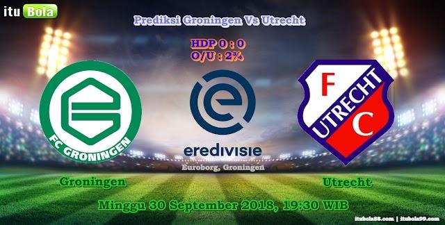 Prediksi Groningen Vs Utrecht - ituBola
