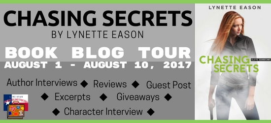Chasing Secrets Book Blog Tour, Guest Post, and Giveaway #LoneStarLit