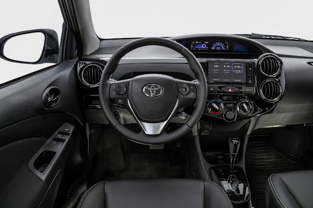 Toyota Etios Sedã 2018
