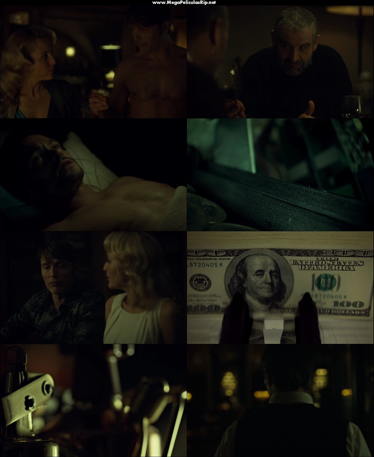 Hannibal Temporada 3 720p Latino