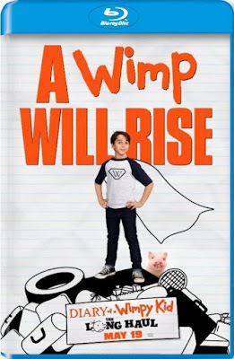 Diary Of A Wimpy Kid The Long Haul 2017 BD50 Latino