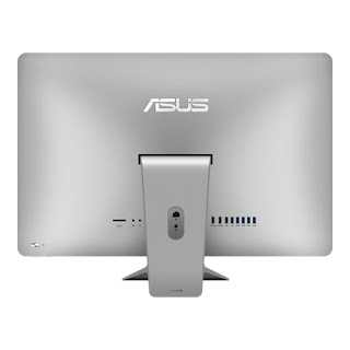 Asus Zen Aio 27 Desktop Rear View