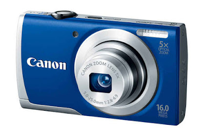 Canon PowerShot A2600 Driver Download Windows, Mac