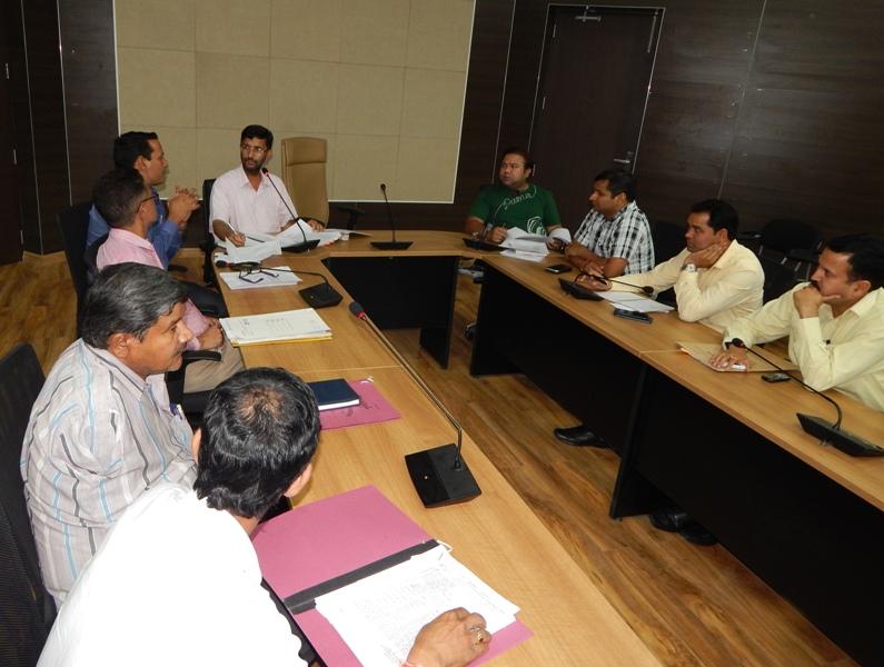 21 मई को सींचपाल पद की परीक्षा के सफल संचालन हेतु तैयारियां पूरी - DM U S Nagar Uttarakhand
