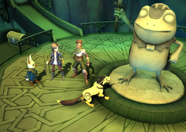 Earthlock: Festival of Magic review