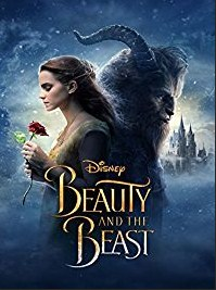 Love story movie Beauty and the Beast 2017, Theatrical, streaming online video £13.99