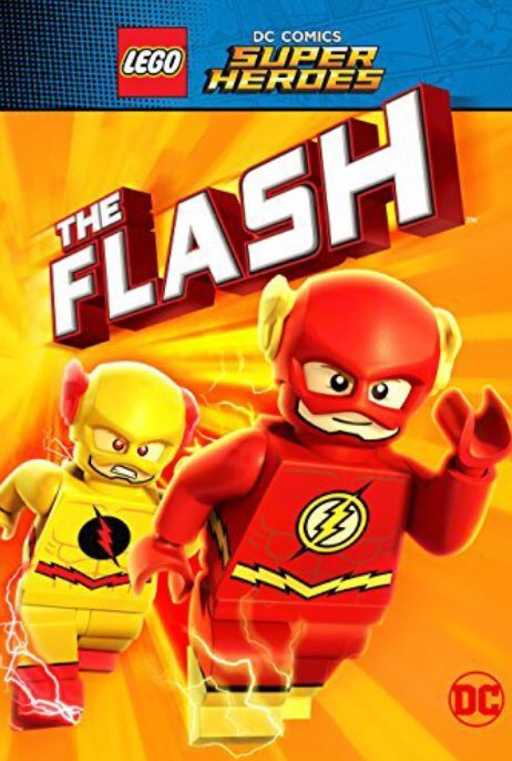 Liên Minh Công Lý Lego: Câu Chuyện Của Flash - Lego DC Comics Super Heroes: The Flash (2018)