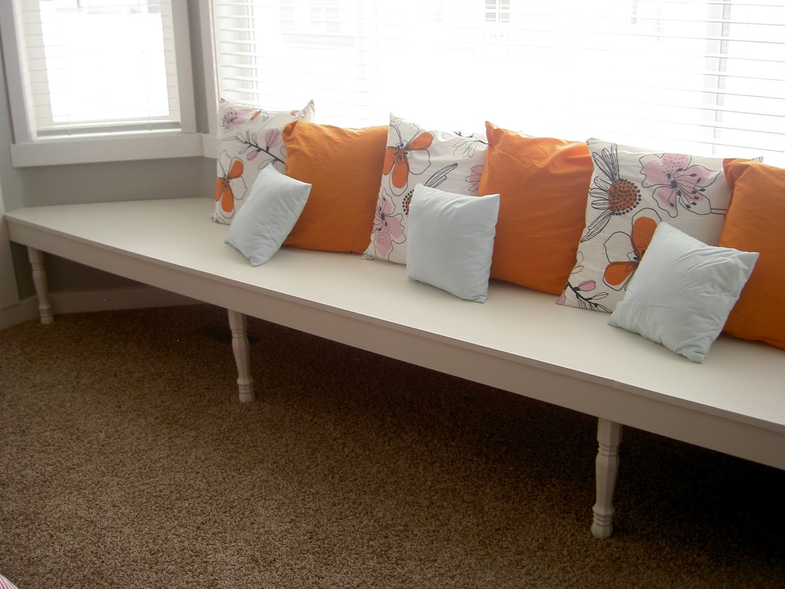 Diy Indoor Bench Seat Bay Window Seat Ideas On Pinterest Bay Window Seats Bay