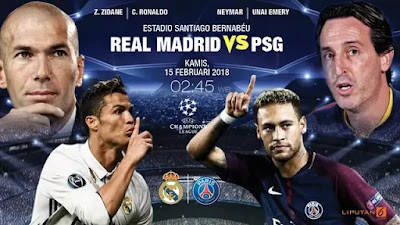 Prediksi Real Madrid Vs PSG Malam Ini: Perang Bintang Trio BBC Vs Trio MNC