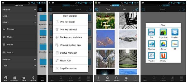 ES File Explorer File Manager + Fungsi Lengkap & Cara Menggunakan