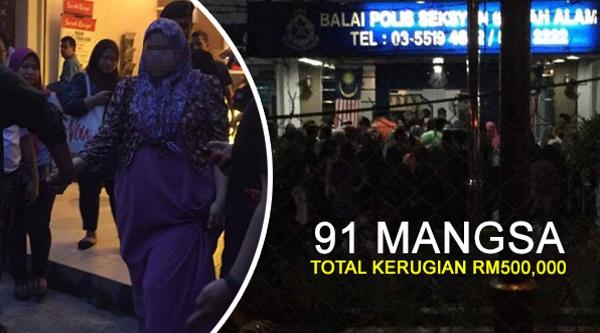 Ditipu ZurinJundi Wedding Planner, 91 Mangsa Tampil, Dedah Kerugian Hampir RM500,000