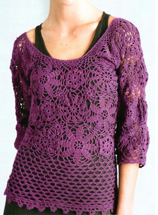 tejidos en crochet knitting gallery. Black Bedroom Furniture Sets. Home Design Ideas