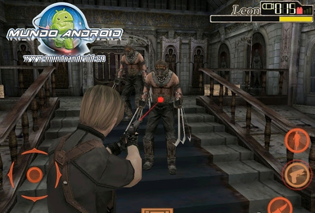 Jugabilidad de Resident Evil 4