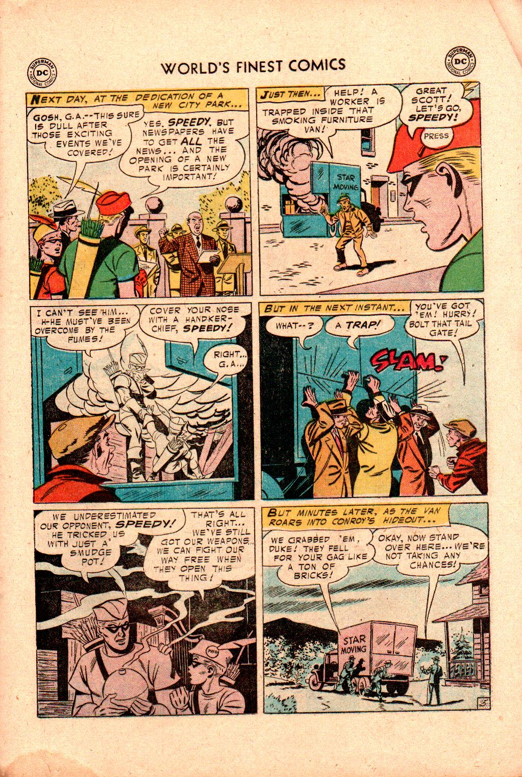 Read online World's Finest Comics comic -  Issue #78 - 21