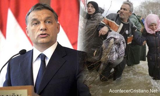 Hungría ayuda a cristianos perseguidos por su fe