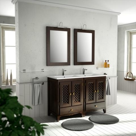 El Blog del Baño: Ideas para decorar baños rusticos