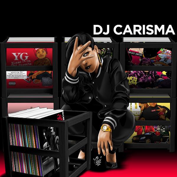 DJ Carisma - DJ Carisma - EP Cover