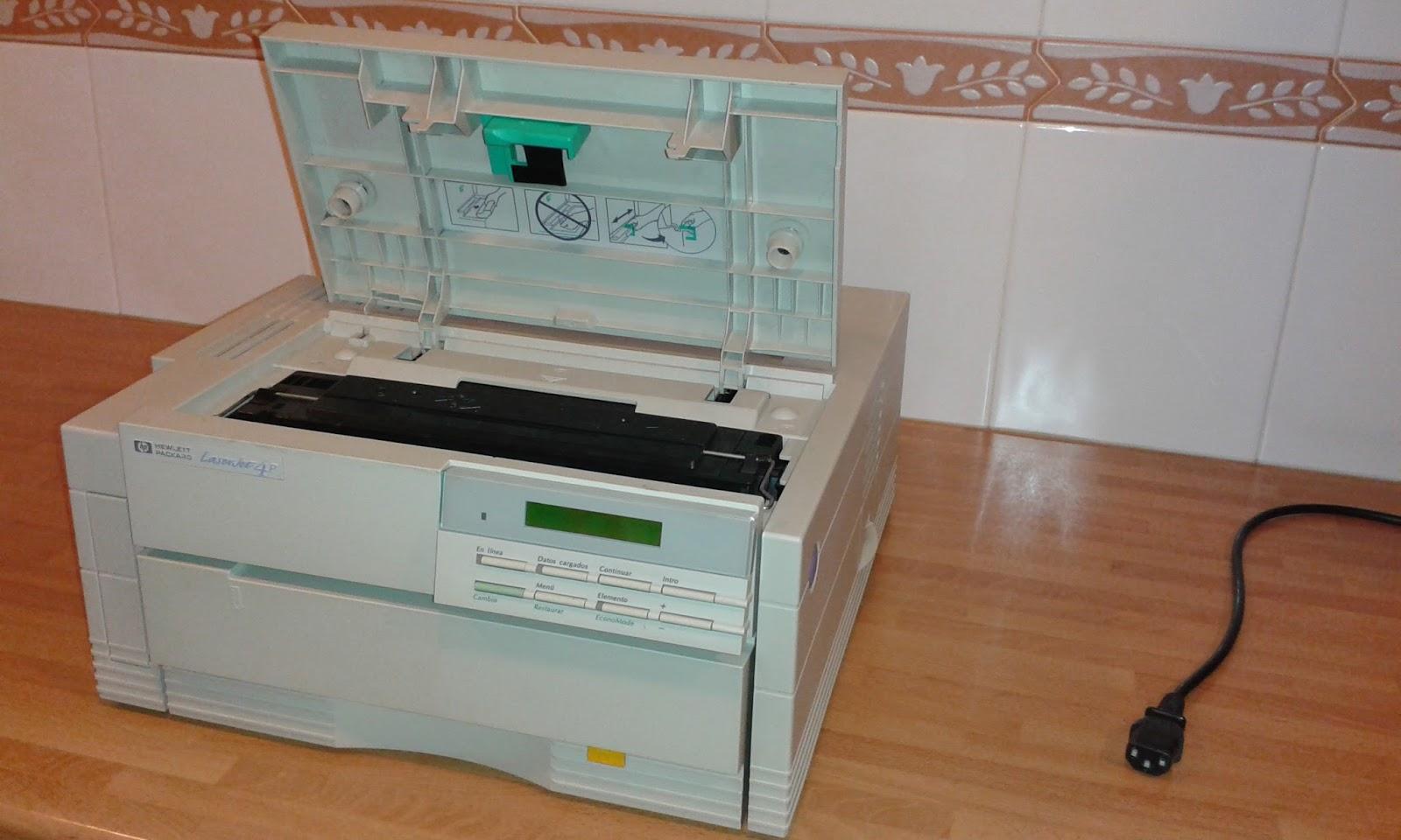 Plan Renove Impresoras Carrefour Experiencia Nefasta
