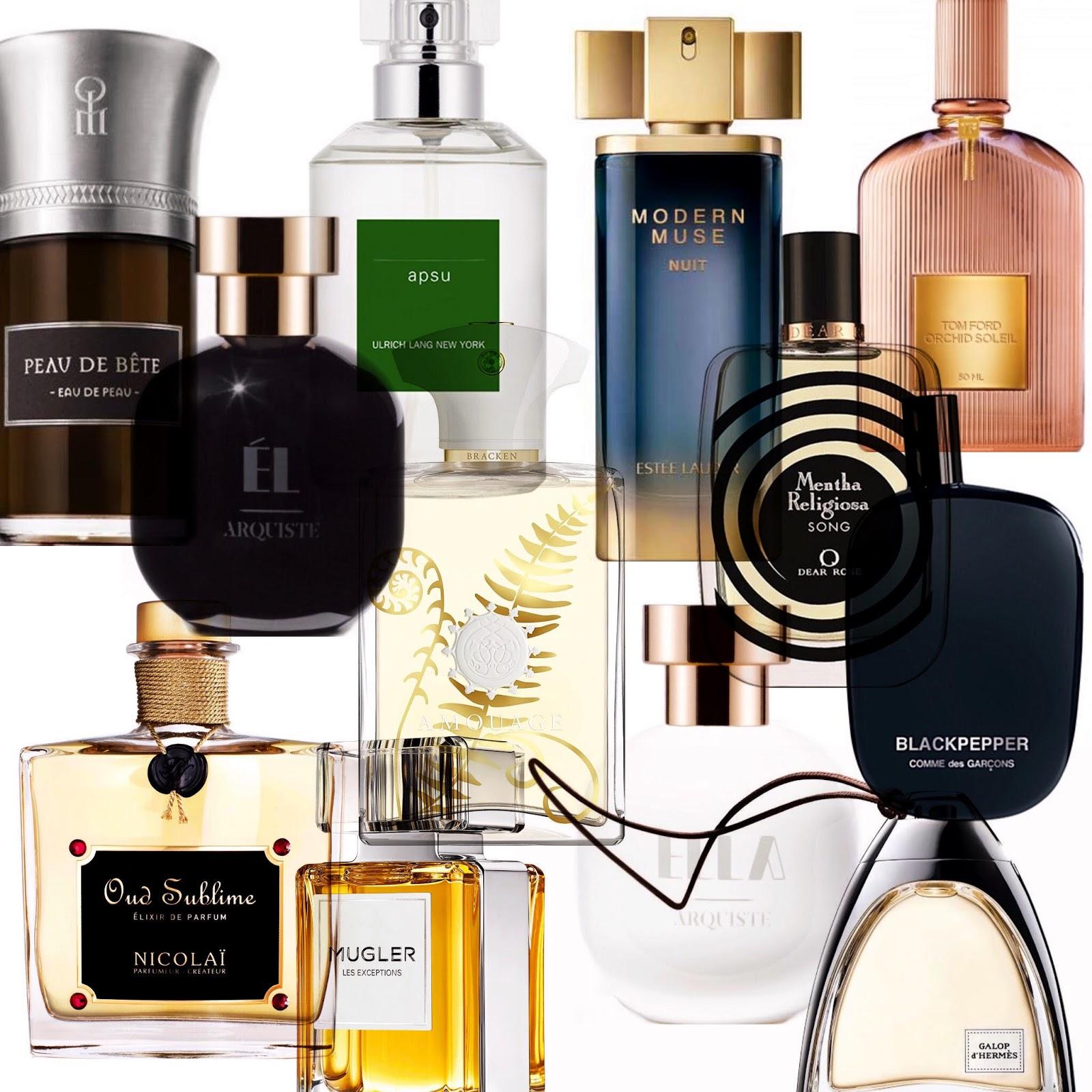 f7ee415db8d5 The Best Perfumes Of 2016 - Greens, Dry Petals   Disco Balls