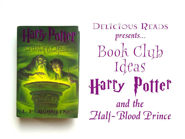 Harry Potter Book Club : Delicious reads