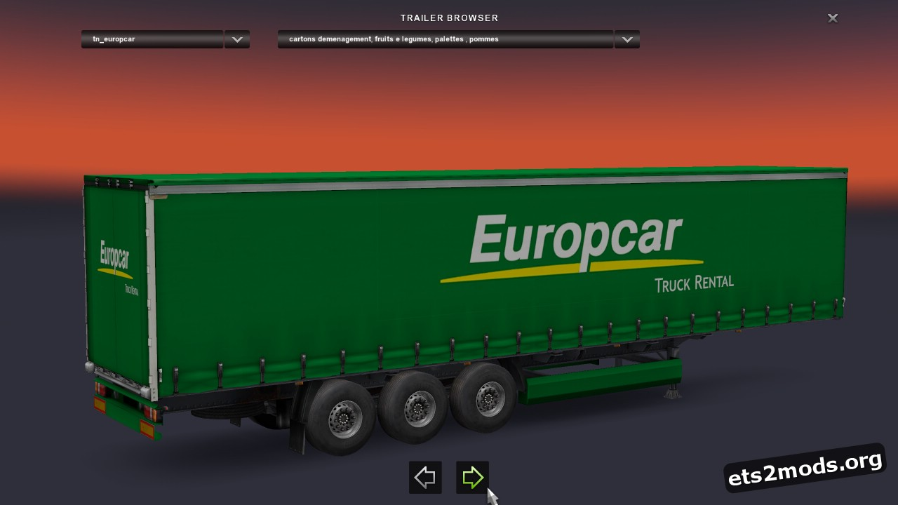 Trailers Pack by Pires_sergio